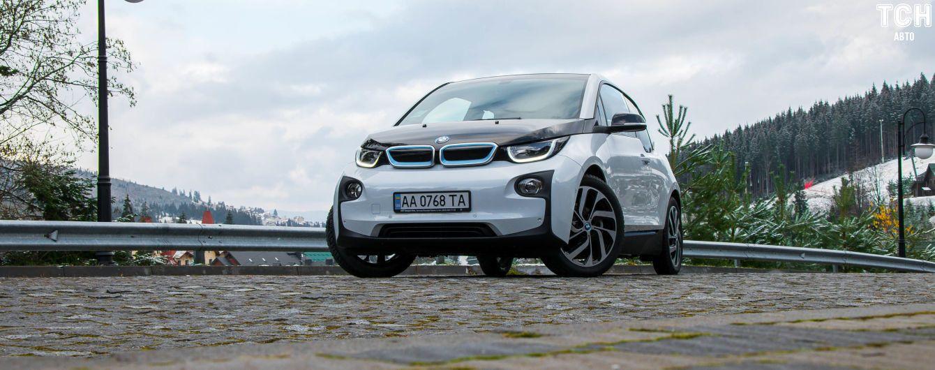 BMW i3 потеряет версию Rex с бензиновым моторчиком