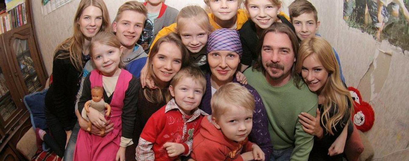 В срочной помощи нуждается мама 12 детей Ирина