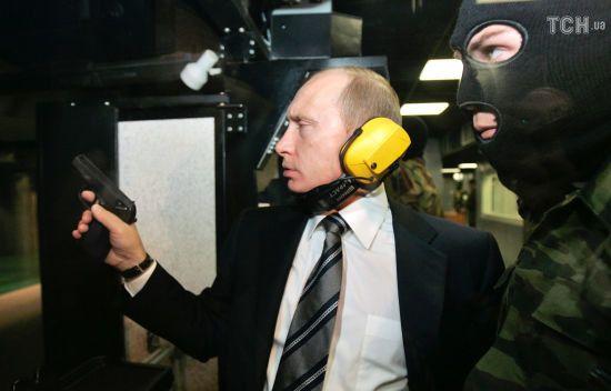 Путін був у курсі агресії Росії у Керченській протоці