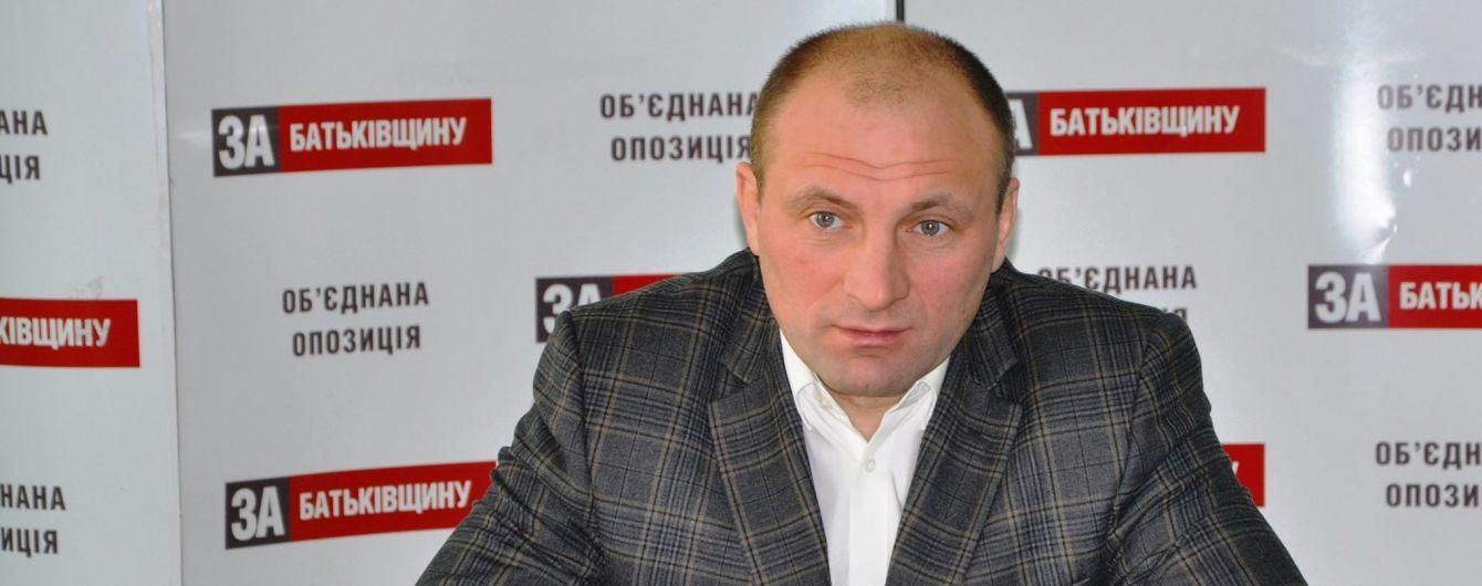 """Прокуратура объявила подозрение мэру Черкасс – он считает это """"политическим заказом"""""""