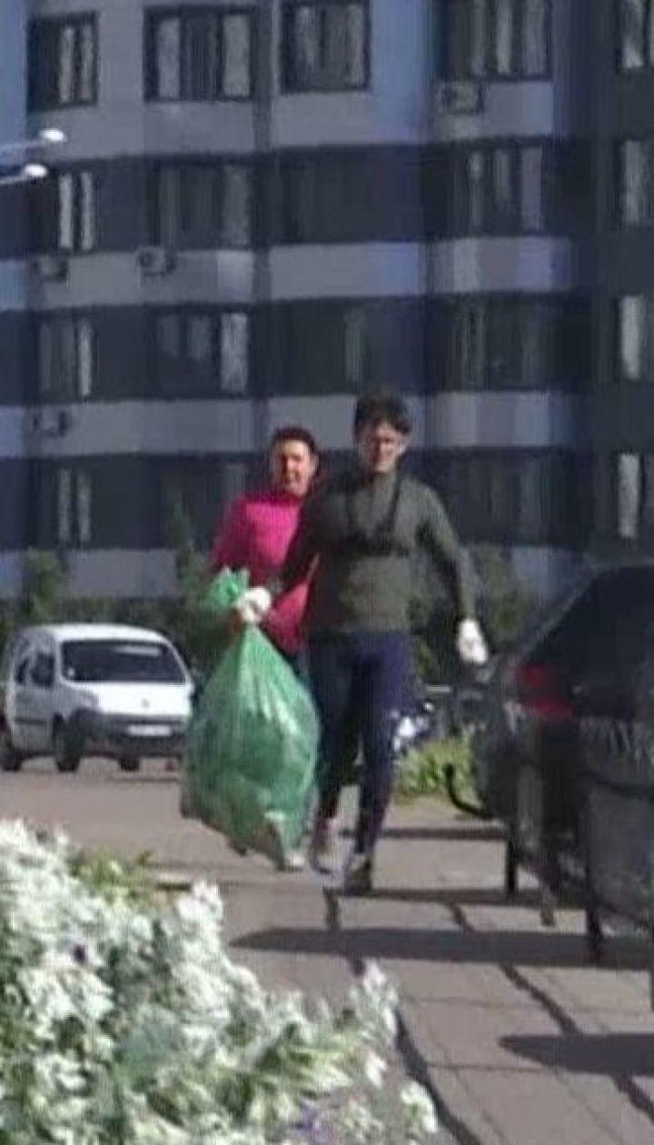 Беги и собирай мусор: в Украине набирает обороты новое хобби - плогинг