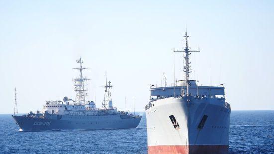 Українські військові готуються до навчань в Азовському морі - Турчинов