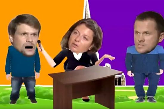 """""""Газпром-медіа"""" ні до чого. З Мережі видалили скандальний кліп про """"геїв""""-ГРУвців, підозрюваних в отруєнні Скрипаля"""