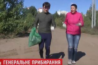 В Україні набирає обертів нове хобі, в якому потрібно бігати та збирати сміття