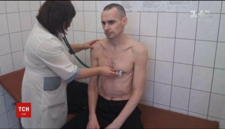 Європейський суд із прав людини прийняв скаргу Сенцова про пережиті в російській в'язниці тортури
