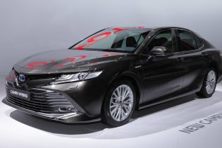 """Автопарк підрозділу """"Енергоатома"""" поповнила """"нафарширована"""" Toyota"""