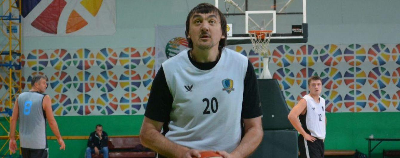 Ушел из жизни легендарный украинский баскетболист Хижняк