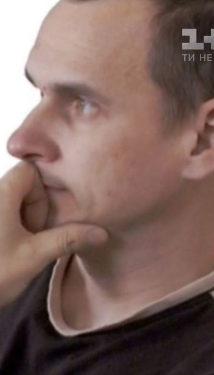 У Росії заявляють, що Олег Сенцов припинив голодування