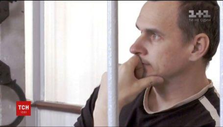 В России заявляют, что Олег Сенцов прекратил голодовку