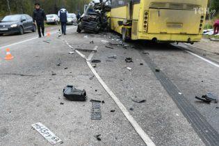 Жуткое столкновение маршрутки и автобуса в России: украинцев среди пассажиров не было - МИД