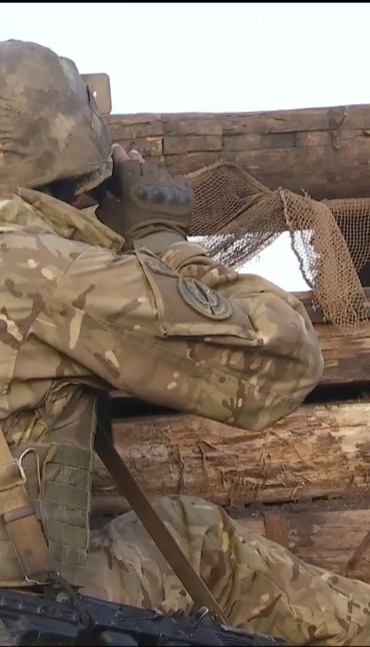 Фронтові зведення: четверо українських військових дістали поранень