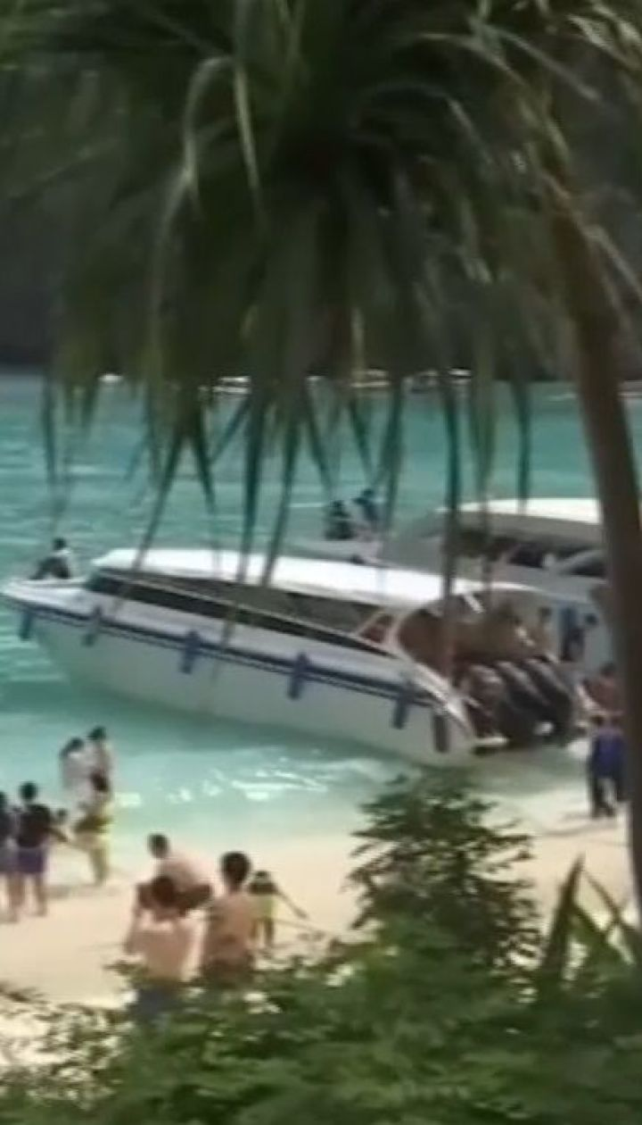 Популярний у Таїланді пляж Майя закрили, аби вберегти екосистему узбережжя