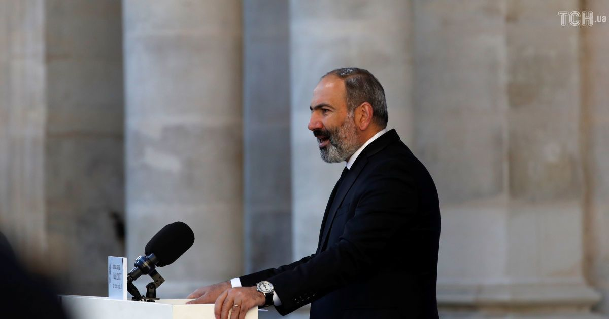 прем'єр-міністр Вірменії Нікол Пашинян @ Reuters