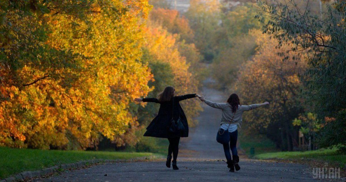 """Синоптики обещают полторы недели """"бабьего лета"""". Прогноз погоды на 6-15 октября"""
