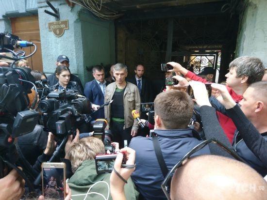 Активісту Михайлику, в якого у вересні стріляли в Одесі, витягнули кулю з легень