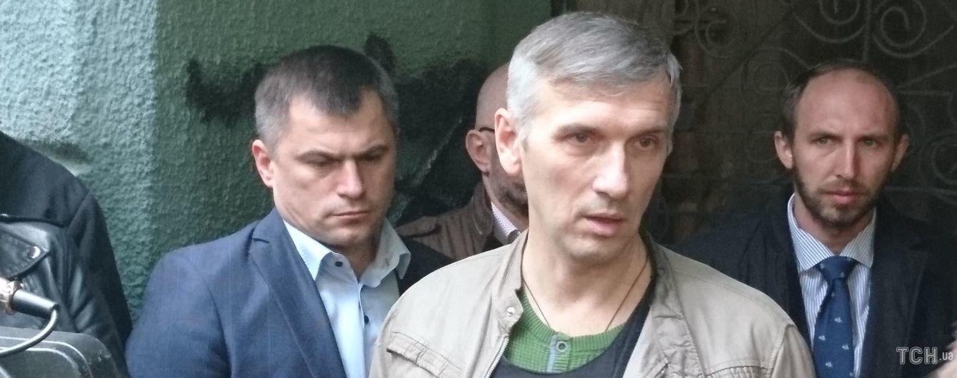 Активист Михайлик рассказал о своем состоянии после удаления пули из легких
