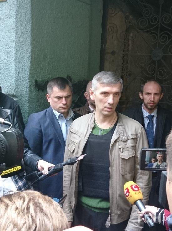Активіст Михайлик, якого підстрелили в Одесі, озвучив свої підозри щодо особи замовника
