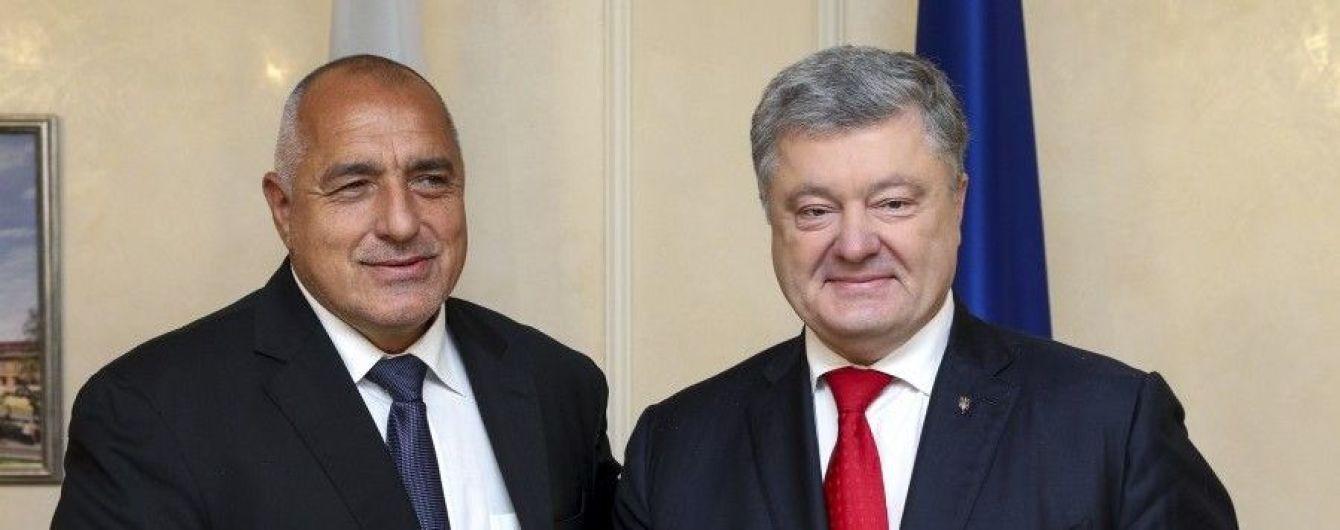 В Одесі та Запоріжжі працюватимуть болгарські школи та класи - Порошенко