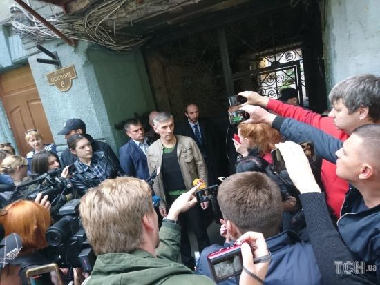 Із німецької лікарні виписали активіста Михайлика, в якого стріляли в Одесі