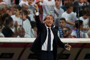 Збірна Італії назвала склад на матч з Україною