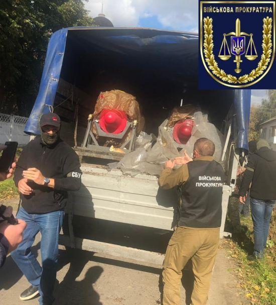 У Києві лейтенант намагався вкрасти два двигуни для гелікоптерів Мі-8