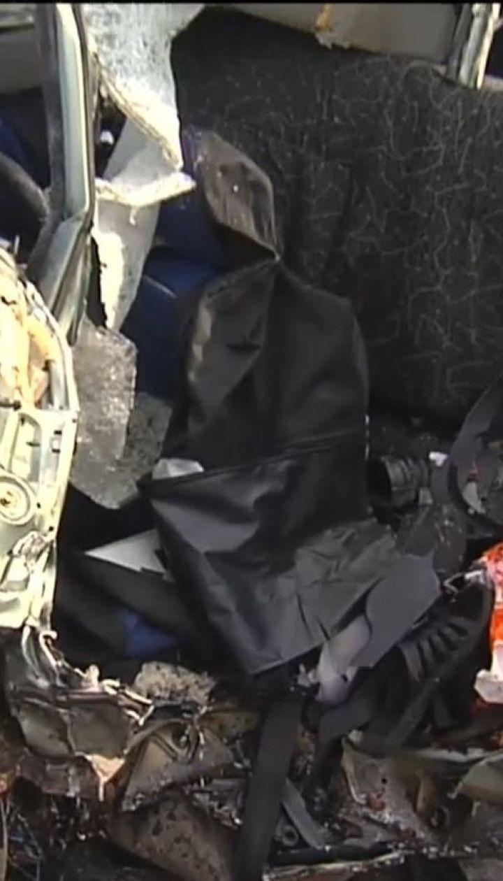 мОдин человек погиб и четверо пострадали в ДТП на Киевщине