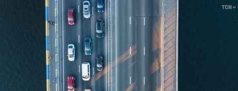 Українська столиця посіла 13 місце у рейтингу завантаженості доріг. Усі цифри київських заторів в інфографіці