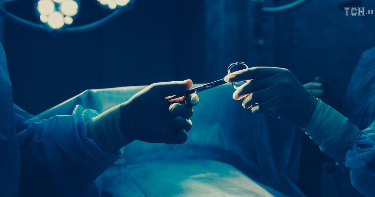 В США хирурги удалили самую большую в истории медицины селезенку