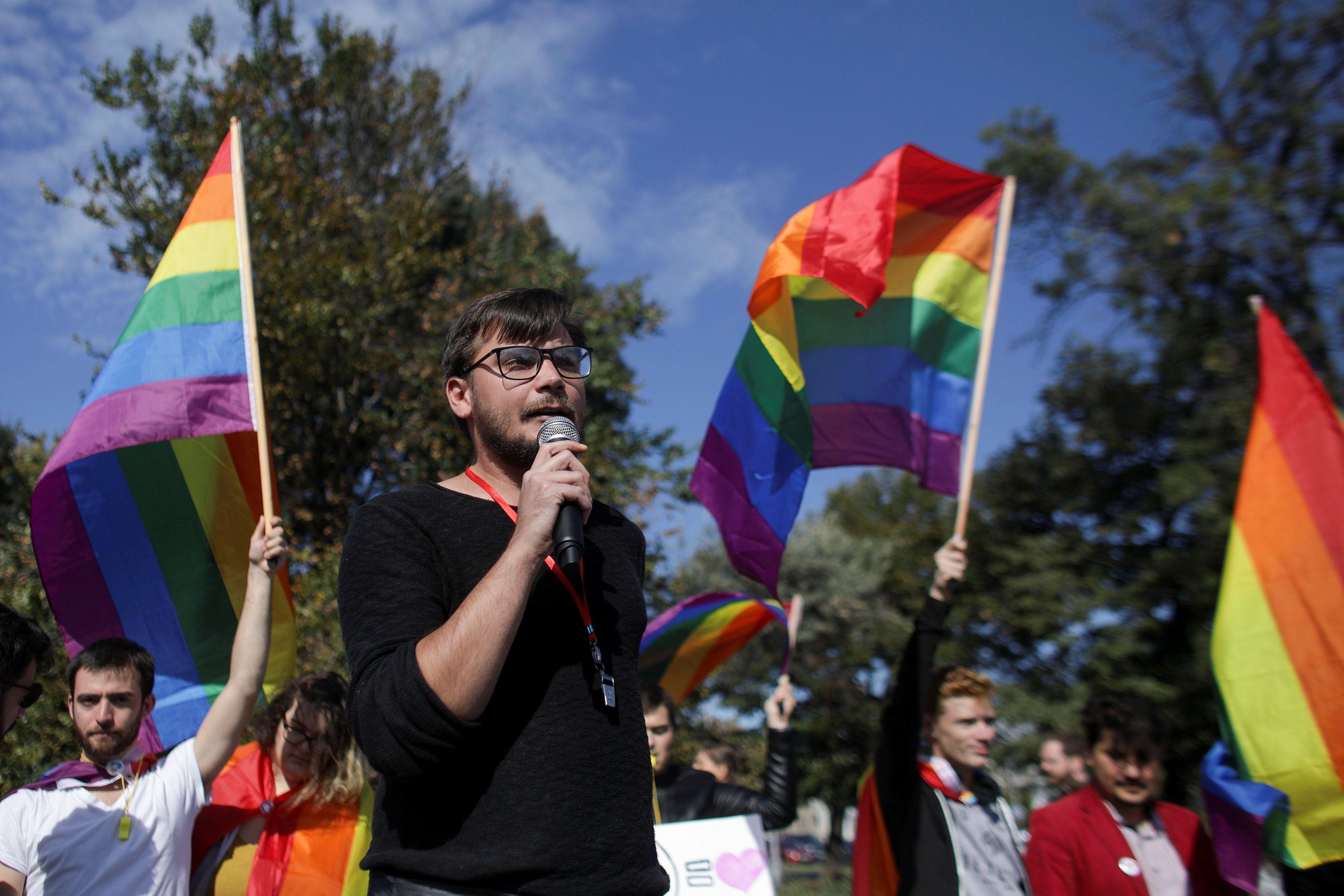 Румунія референдум за ЛГБТ
