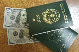 Двоє азербайджанців намагалися підкупити прикордонників і незаконно пробратися в Україну
