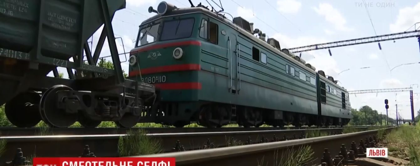 Поблизу Харкова потяг на смерть збив чоловіка