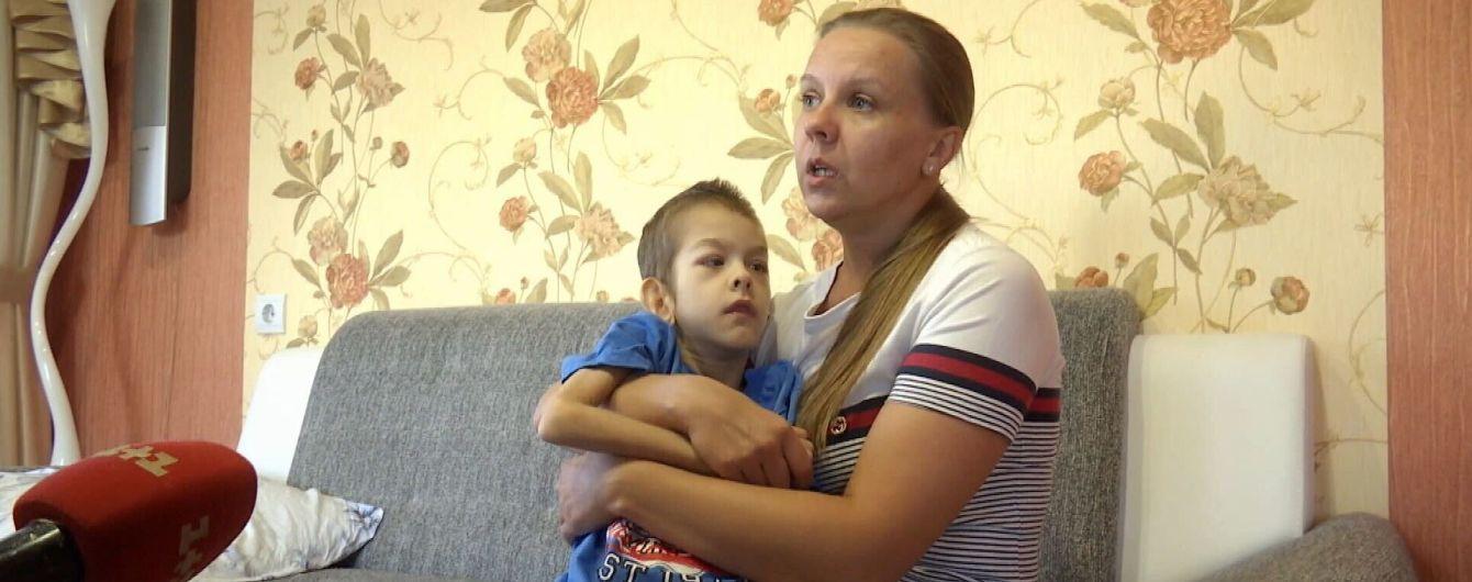В помощи нуждается маленький Саша с редким диагнозом