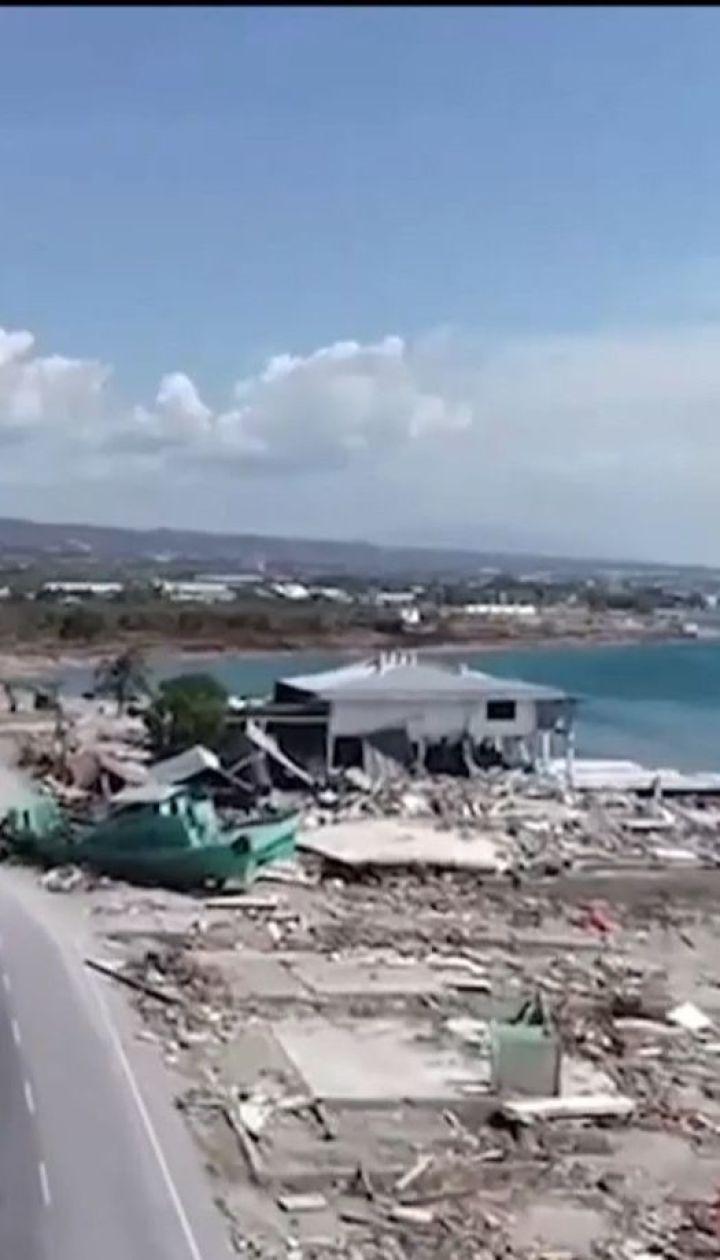Понад 1600 загиблих: на Сулавесі зростає кількість жертв землетрусу та цунамі