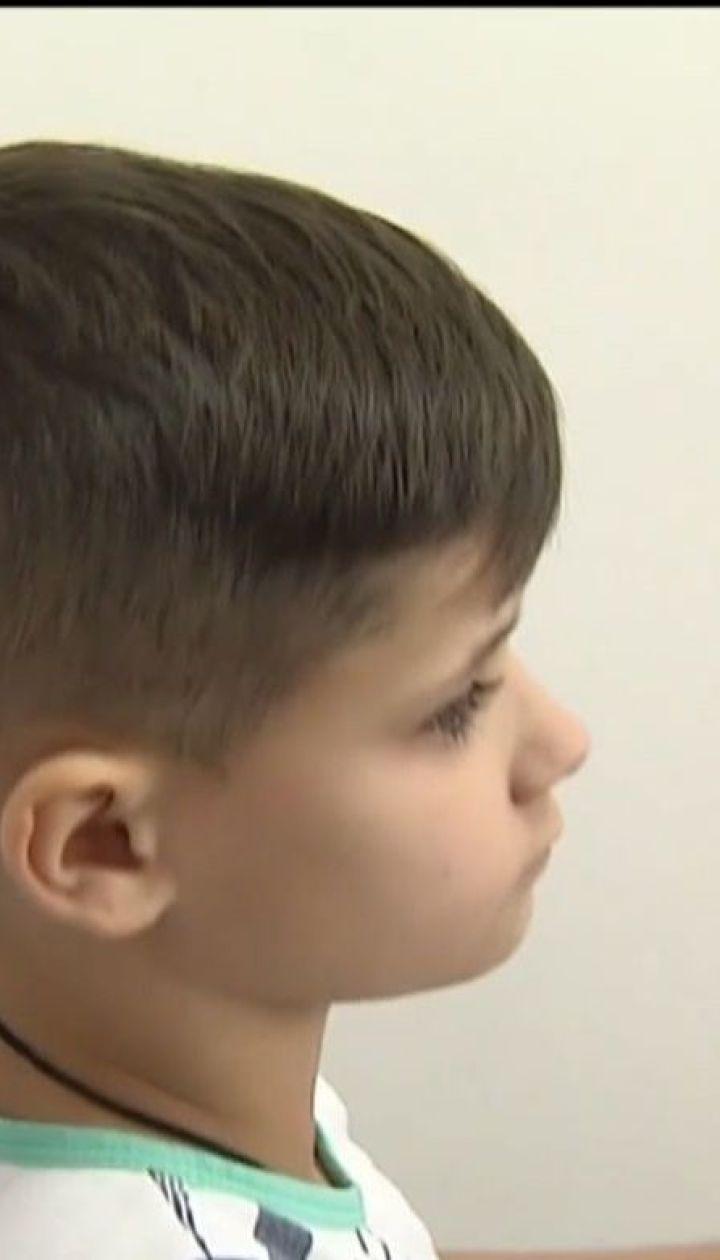 12-летний футболист нуждается в помощи на реабилитацию после повреждения позвоночника