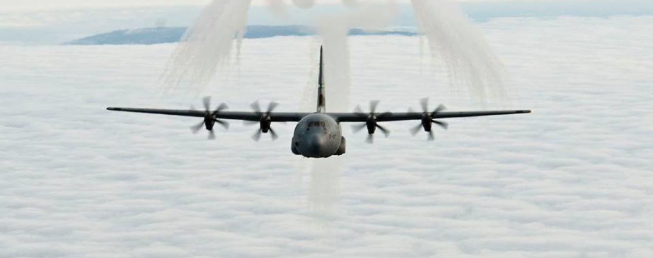 Американський розвідувальний літак увійшов в акваторію Чорного моря - ЗМІ