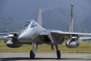 В Україну на навчання прибули літаки військових сил США