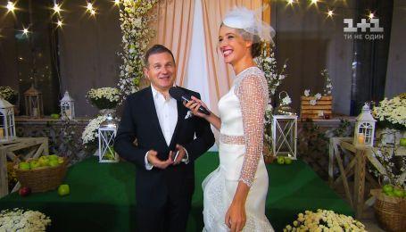 "Юрий Горбунов рассказал, как уговорил Винника сняться в ""Скаженому весіллі"""
