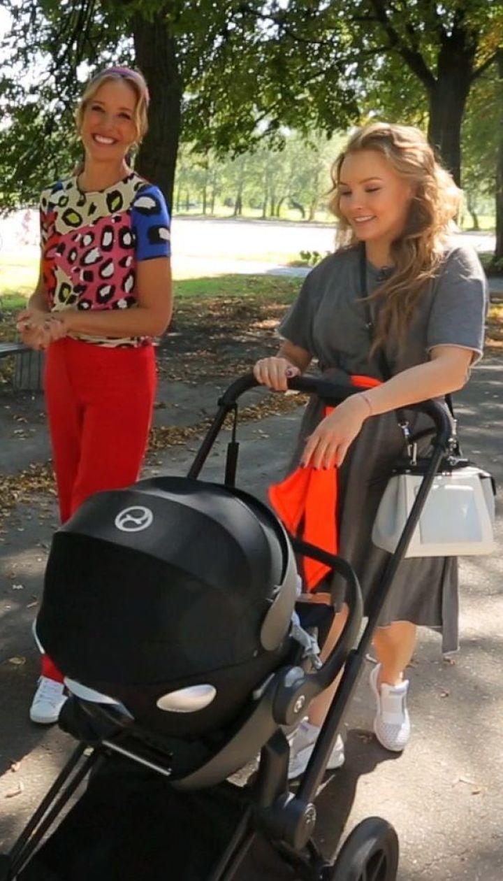 Хореограф Алена Шоптенко рассказала об уходе за трехмесячным сыном