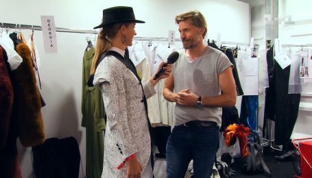 Актер Николай Костер-Вальдау дебютировал на Парижской неделе мод
