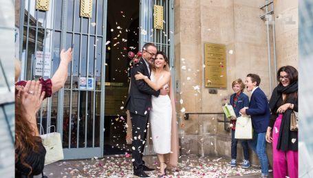 Співачка та письменниця Ірена Карпа в Парижі втретє вийшла заміж
