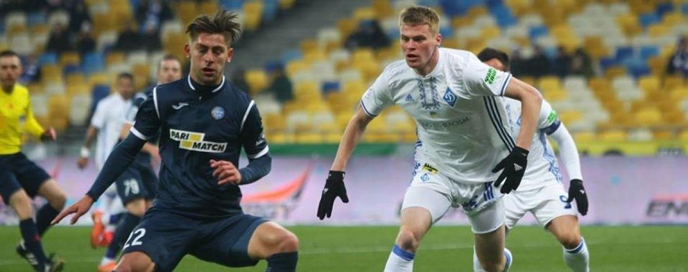 Динамо - Олімпік - 1:0. Відео матчу УПЛ