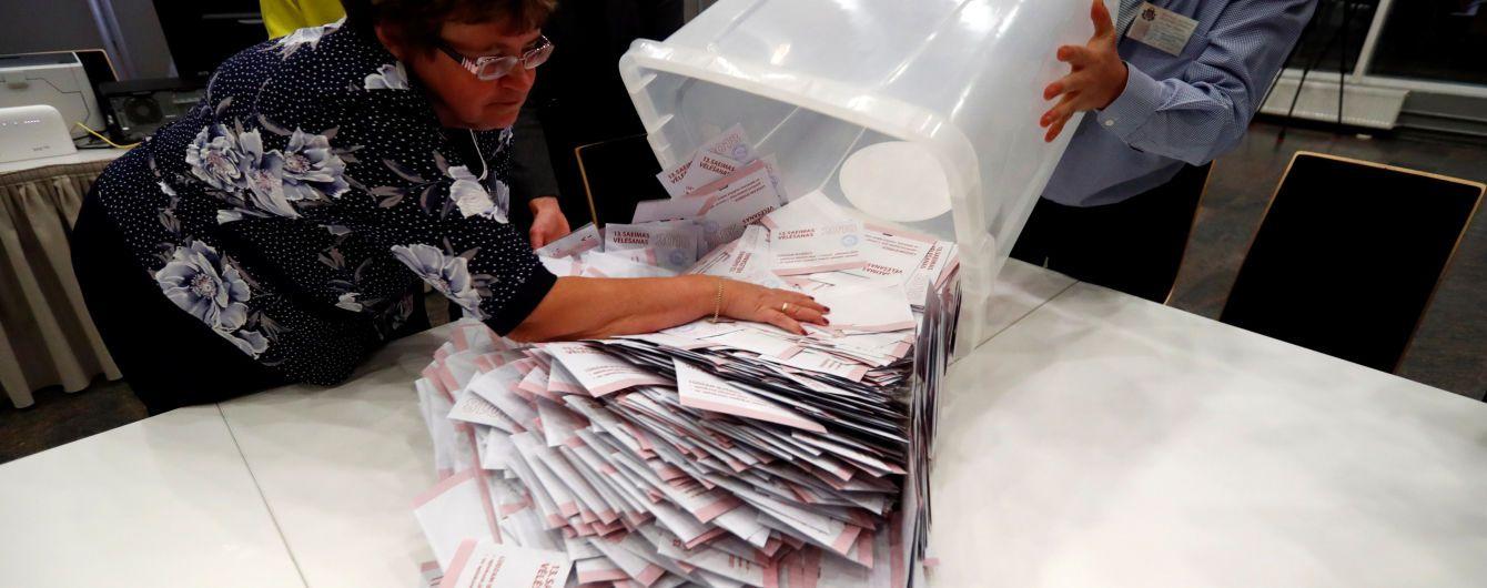 В Латвии завершились парламентские выборы. Пророссийская партия побеждает