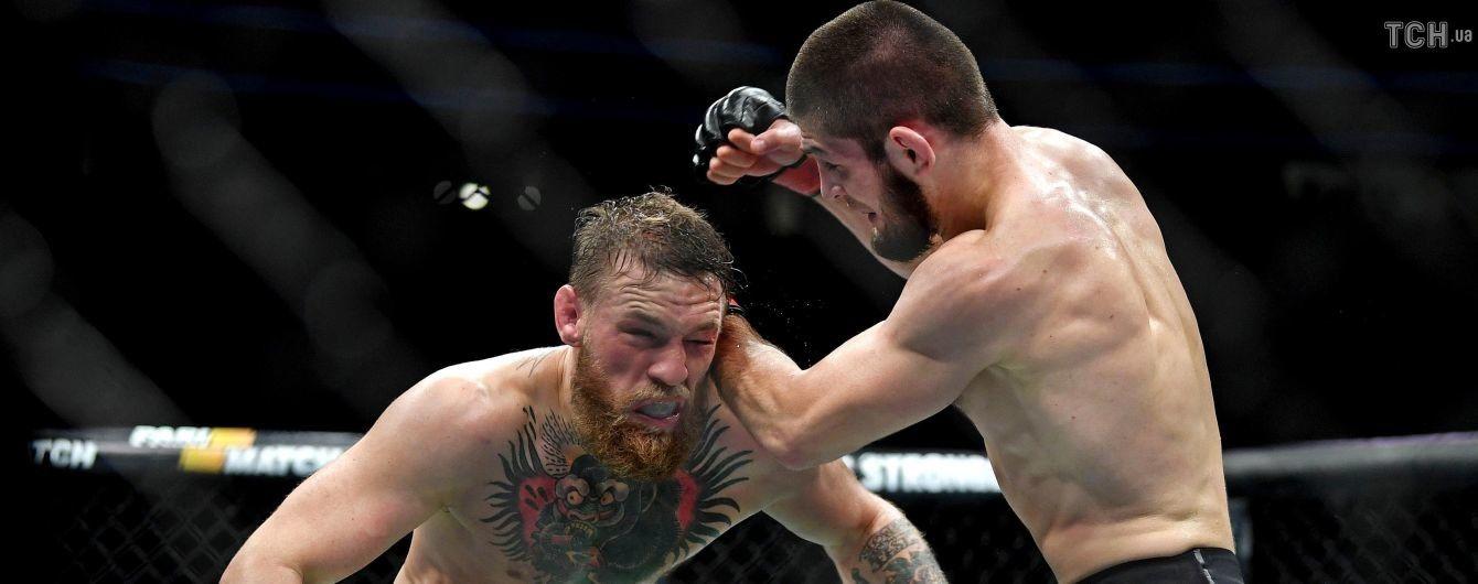 Скандал на UFC: Нурмагомедов может не получить гонорар за бой с Макгрегором