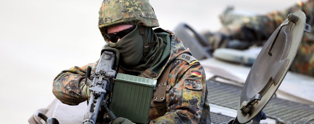 Під час навчань НАТО в Литві загинув німецький військовий