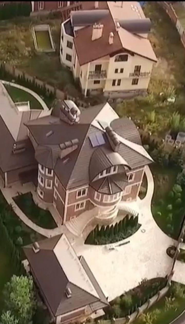 Заступник голови Служби зовнішньої розвідки володіє нерухомістю на 200 мільйонів гривень