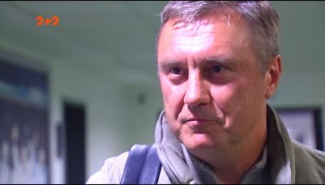 Олександр Хацкевич відверто розповів про настрій та ситуацію у клубі