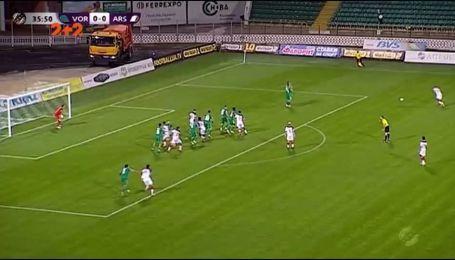 Ворскла – Арсенал-Київ – 0:2. Огляд матчу