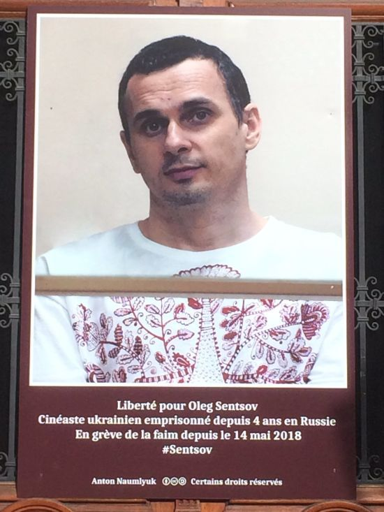 Російські тюремники розповіли, чим займається Сенцов після закінчення голодування - ЗМІ