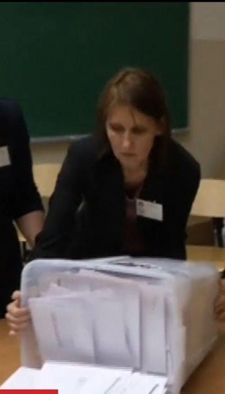 """На виборах до латвійського Сейму перемогла проросійська партія """"Злагода"""""""
