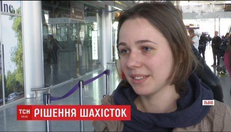 Шахматистки сестры Музычук прокомментировали ТСН намерении поехать на Чемпионат мира в РФ